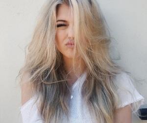 loren, blonde, and loren gray image
