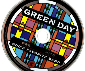 band, cd, and green day image