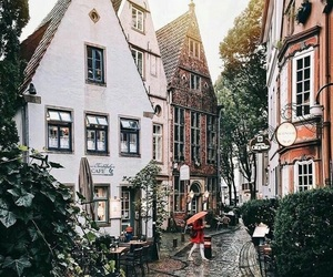 travel, house, and germany image