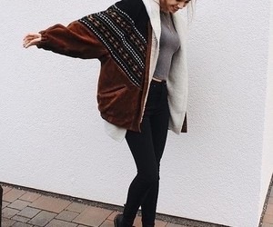 comfy, outfit, and winter image