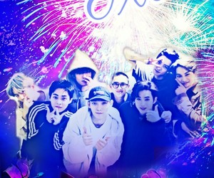 celebration, exo, and happy new year image