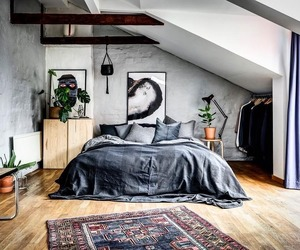 architecture, kitchen, and bedroom image