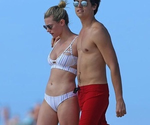 actors, lili reinhart, and cole sprouse image
