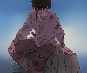 star wars, ben solo, and young image