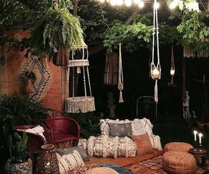 decor, home, and outside image