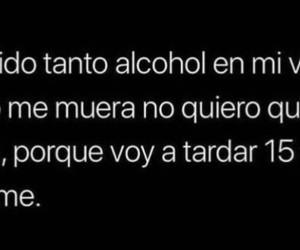 alcohol, caracas, and espanol image