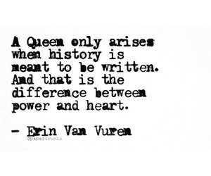 history, Queen, and written image