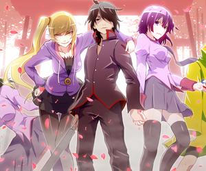 anime, kawai, and kanbaru suruga image