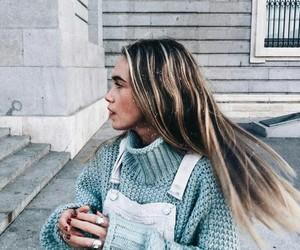 beautiful, girl, and overall image