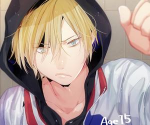 anime, boy, and Hot image
