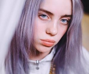 billie, blue eyes, and girl image