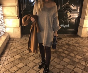 beautiful, fashion style, and outfit clothes image