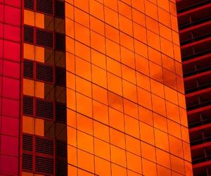 architecture, building, and orange image