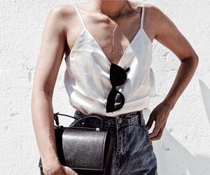 fashion, moda, and lentes image