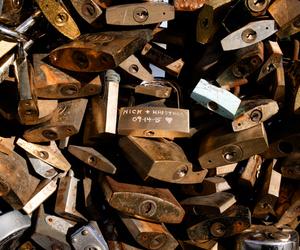 france, keys, and locks image