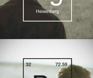 breaking bad, walt, and jesse image