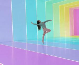 grunge, magic, and rainbow image