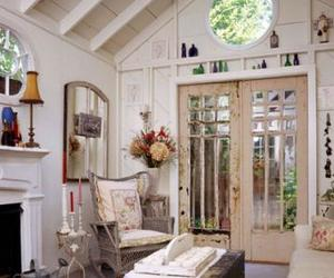 decor, decorate, and doors image