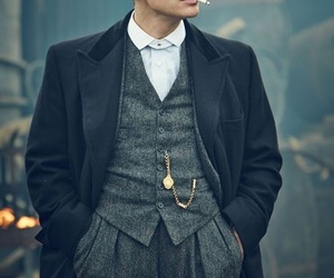 peaky blinders, cillian murphy, and handsome image
