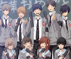 anime, relife, and hishiro chizuru image