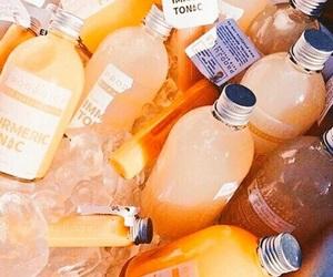 orange, drink, and juice image