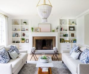 beautiful, interior design, and livingroom image