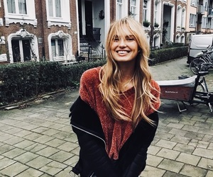romee strijd, model, and style image