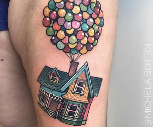 body art, tattoo, and up image