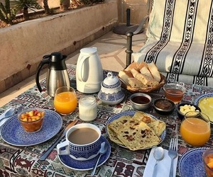 arabian, food, and dinner image