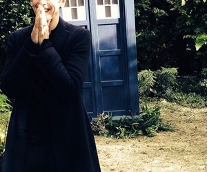 doctor who, peter capaldi, and cute image