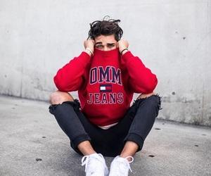 boys, crush, and hot guys image