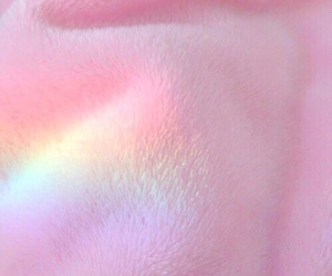 pink, rainbow, and aesthetic image