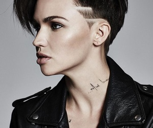 ruby rose, orange is the new black, and model image
