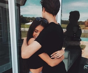 couple, goals, and hug image