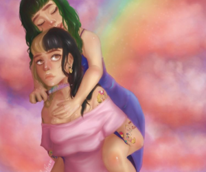 carousel, melaniemartinez, and sippycup image