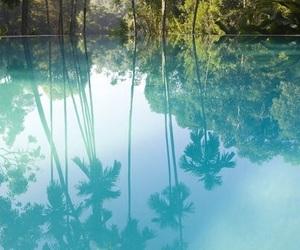 agua, azul, and blue image