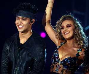perrie edwards, little mix, and cnco image