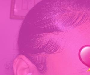 black girl, edges, and goals image