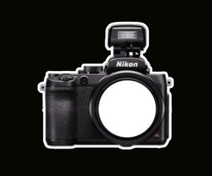 camera, sticker, and overlays image