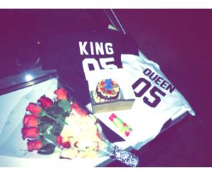 aniversario, detalles de amor, and king y queen image