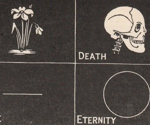 death, nugoth, and goth image
