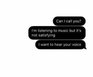 text, message, and voice image