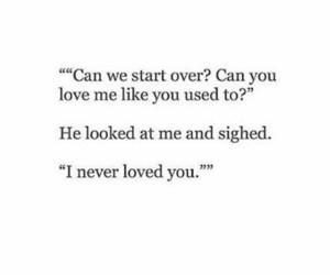 sad, love, and boyfriend image