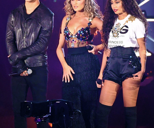 erick, the x factor, and leigh-anne image