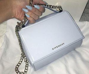 Givenchy, nails, and bag image