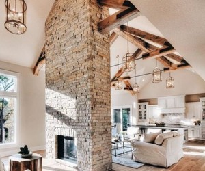 home, wood, and home decors image