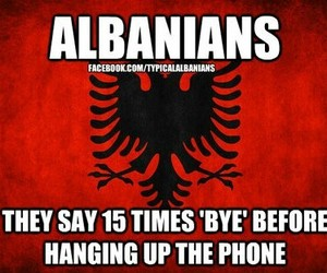 albanian, funny, and true image