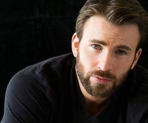 chris evans, actor, and man image