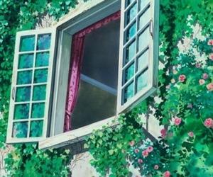 ghibli, kiki's delivery service, and anime image