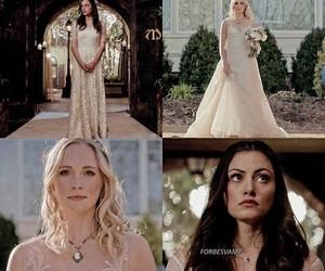 bride, hayley, and The Originals image